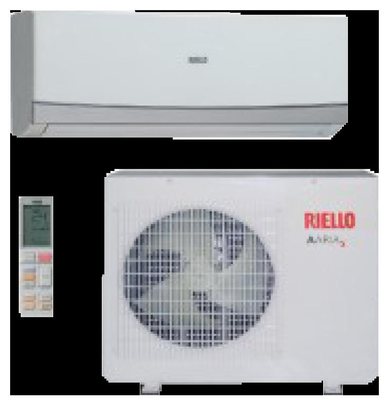 climatizzatore completo